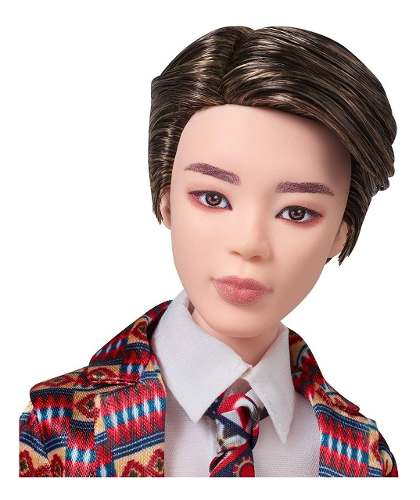 Boneco Mattel Bts Jimin Ídolo Bangtan Boys K-pop Raro