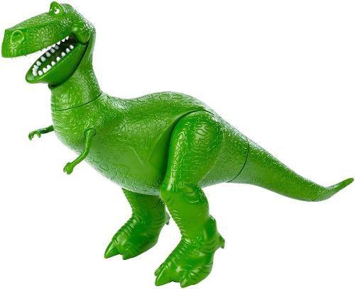 Boneco Disney Pixar Toy Story 4 Dinossauro Rex 7.8   / 20cm