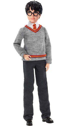 Boneco Harry Potter Articulado Mattel 25cm Alta Qualidade