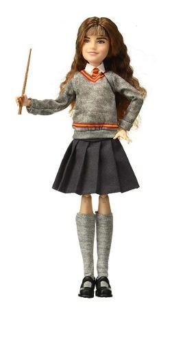 Boneca Hermione Grange Harry Potter Articulada Mattel 25cm