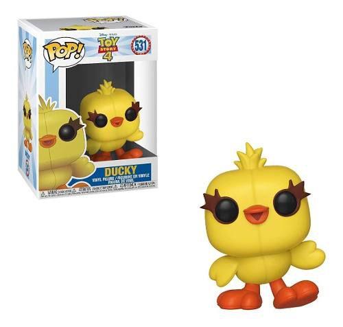 Boneco Funko Pop Toy Story 4 - Ducky #531