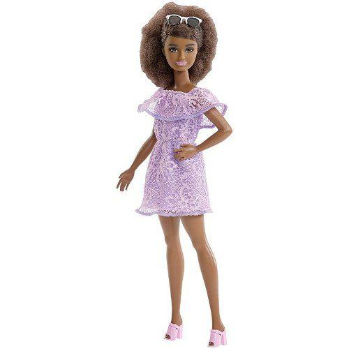 Boneca Barbie Fashionista 93 Living Lace Rara Frete Grátis