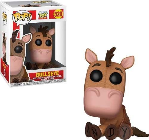 Boneco Funko Pop Toy Story 4 - Bullseye #520