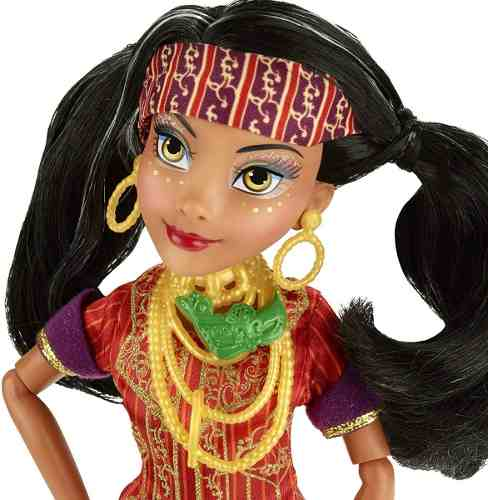 Boneca Disney Descendants Freddie Isle Of The Lost Hasbro