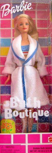 Boneca Barbie Collector 1998 Antiga Hora De Tomar Banho Rara