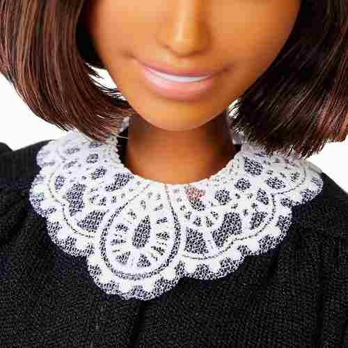 Boneca Barbie Profissões Juíza Cabelo Castanho Curto 2019