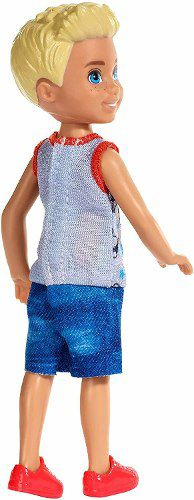 Boneco Barbie Club Chelsea Camisa Cachorrinhos 2019