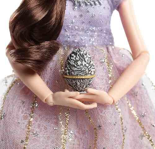 Boneca Barbie Collector O Quebra-nozes Clara Vestido Luzes