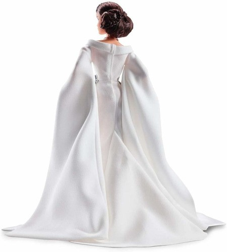Boneca Barbie Collector Star Wars Princesa Leia X Nova 2020