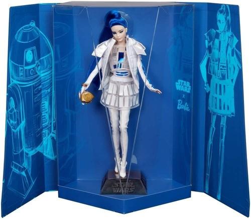 Boneca Barbie Collector Star Wars R2d2 X Original 2020