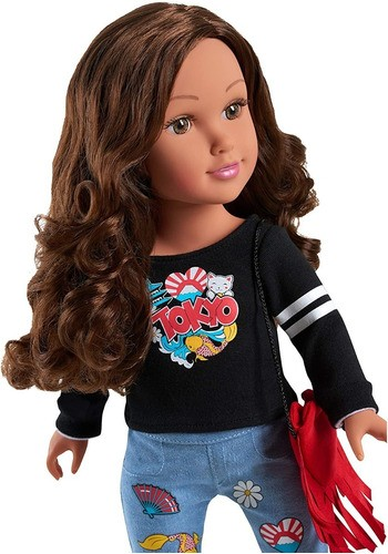 Boneca Journey Girls Kyla 45cm Reborn Girl Americana Importada