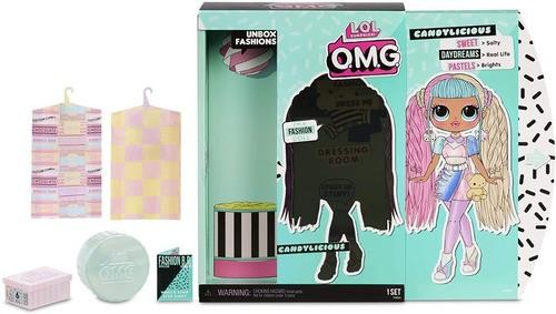 Lol Surprise Omg Candylicious Fashion Com 20 Surpresas Top