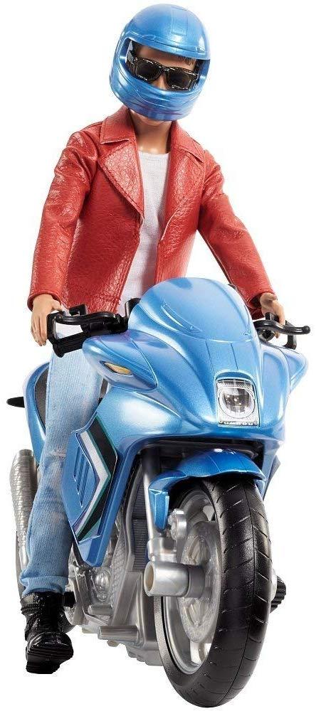 Moto E Boneco Ken Barbie Pink Passport Mattel Raríssimo Top