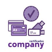 Certificado Digital PF A3 (somente certificado)