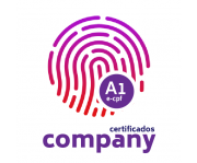 Certificado Digital PF A1