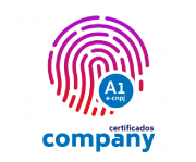 Certificado Digital PJ A1