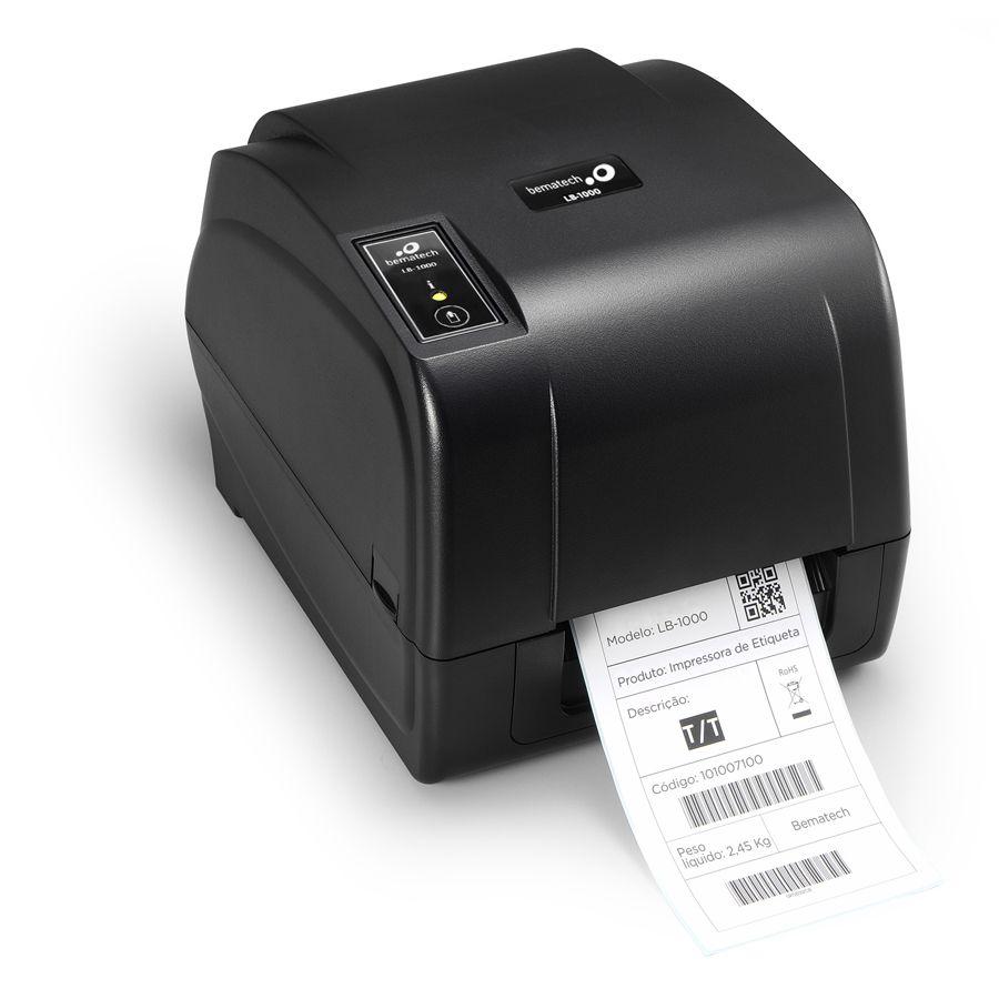 Impressora de Etiquetas Bematech LB 1000 Advanced