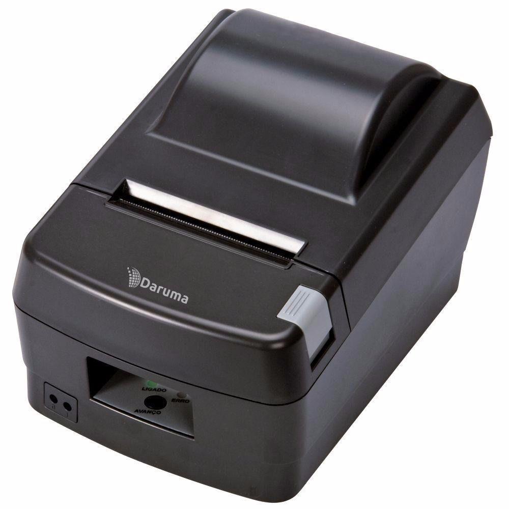 Impressora não fiscal Daruma DR 800 L Guilhotina