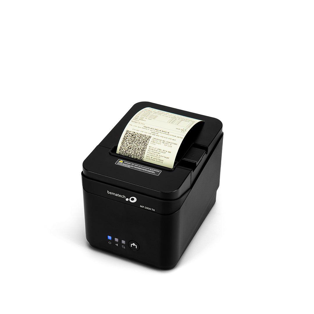 Impressora Não Fiscal Térmica MP-2800 TH - Bematech
