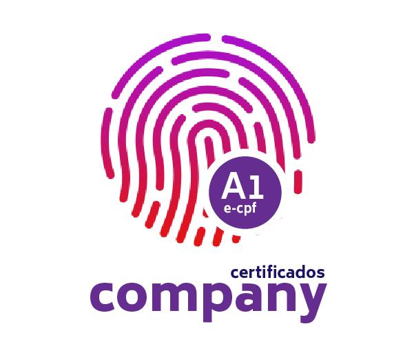 Certificado Digital PF A1