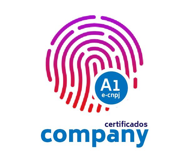 Certificado Digital PJ A1