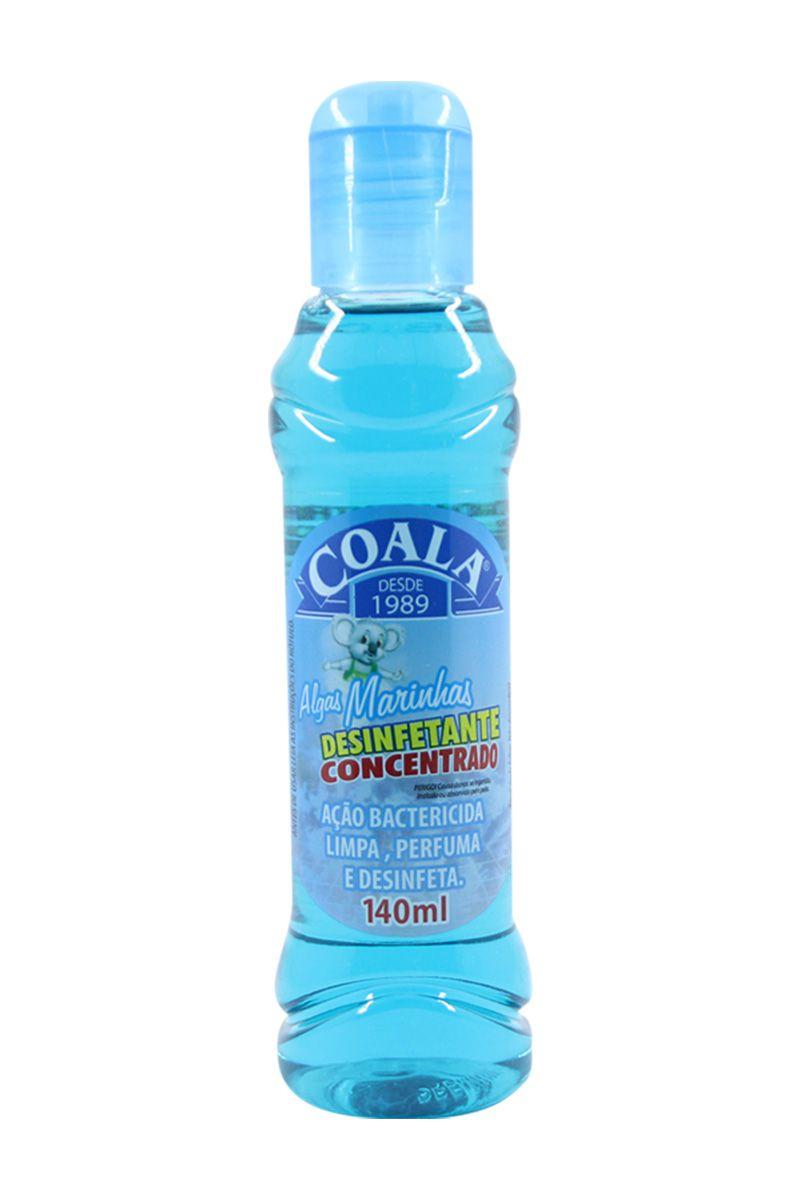 Desinfetante Concentrado Algas Marinhas 140ML