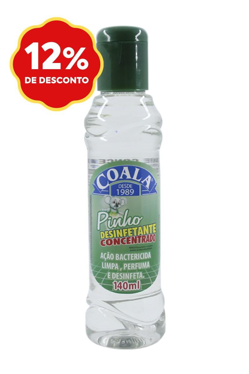 Desinfetante Concentrado Pinho 140ML
