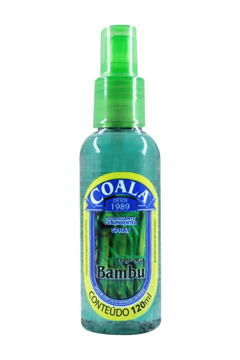 Odorizante Spray Bambu 120ML