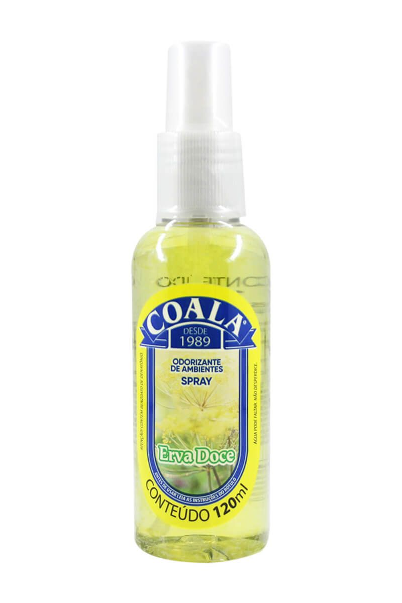 Odorizante Spray Erva Doce 120ML