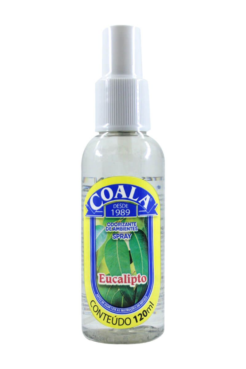 Odorizante Spray Eucalipto 120ML