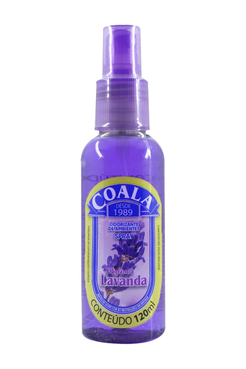 Odorizante Spray Lavanda 120ML