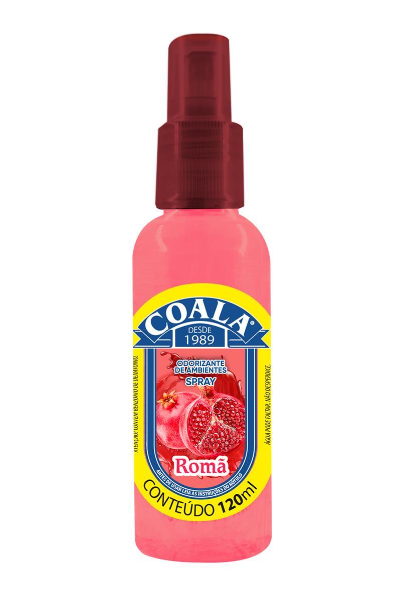 Odorizante Spray Roma 120ML