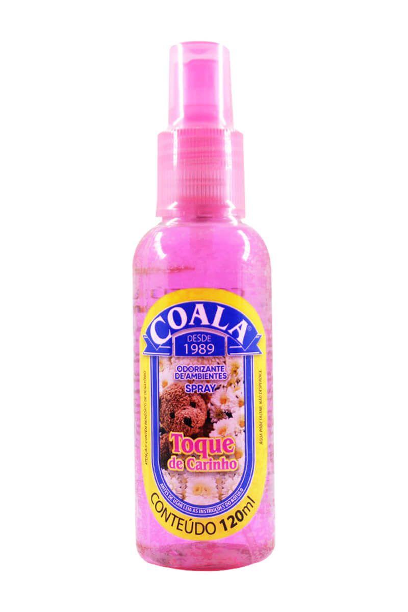 Odorizante Spray Toque de Carinho 120ML