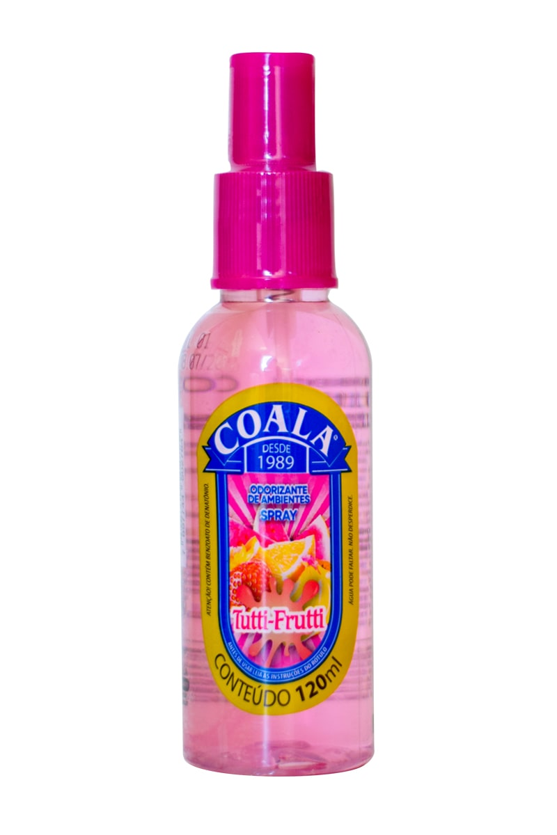 Odorizante Spray Tutti Frutti 120ML