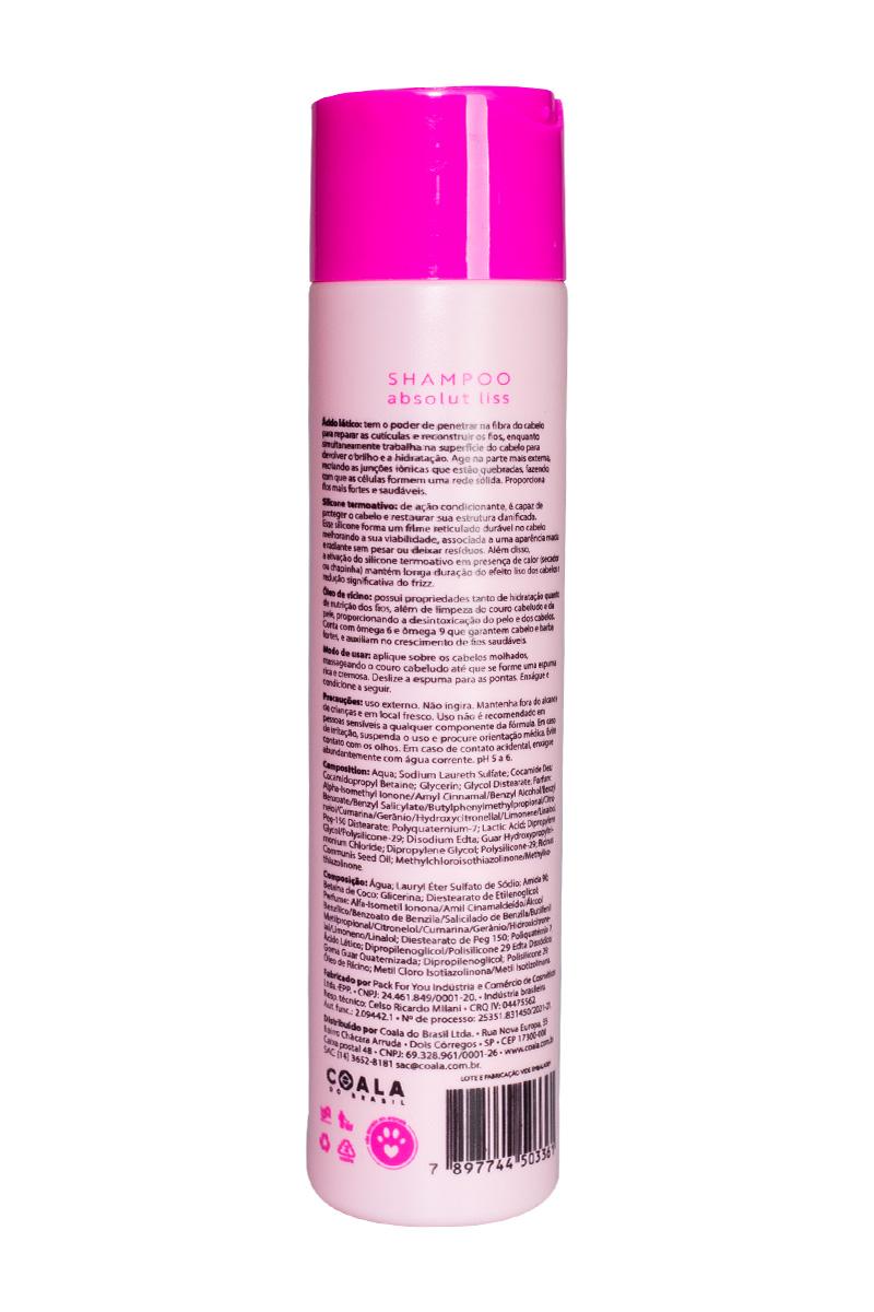 Shampoo Absolut Liss