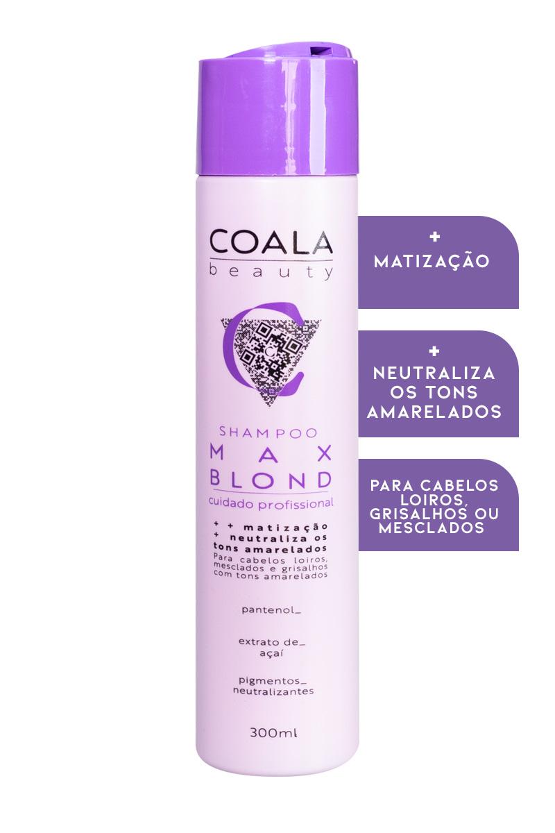 Shampoo Max Blond