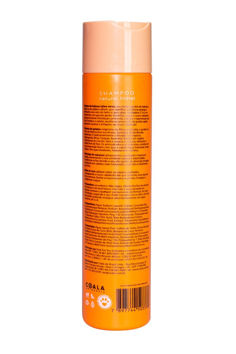 Shampoo Natural Hidrat