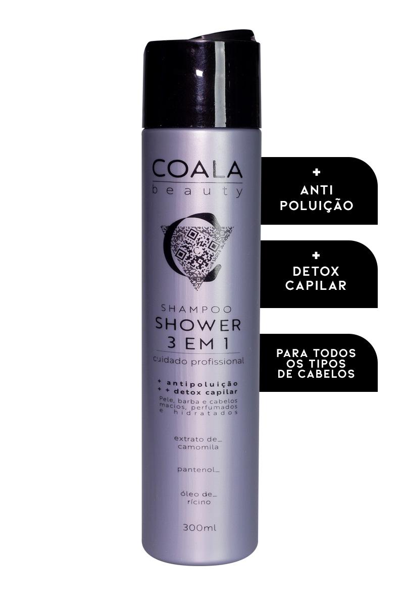 Shampoo Shower 3 Em 1