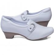 Sapato Feminino Neftali Salto Baixo 40005