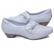 Sapato  Feminino Salto Baixo Neftali 38028