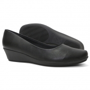 Sapato Piccadilly Anabela 143133