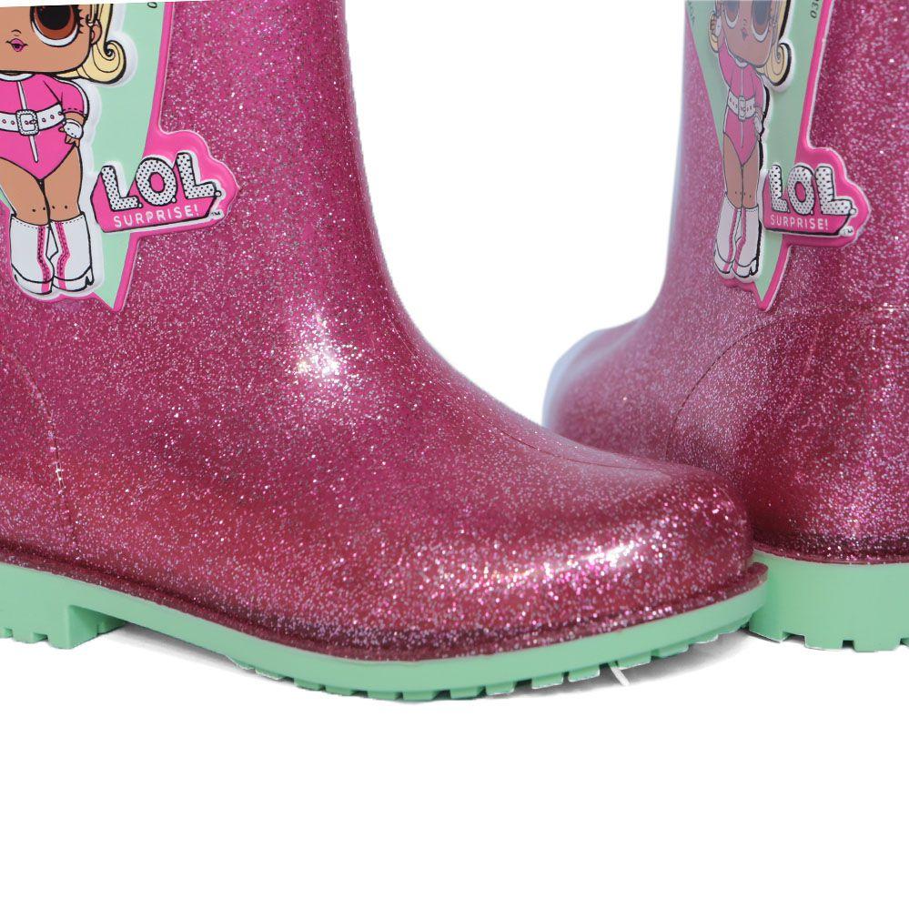 Galocha Grendene Kids LOL Gloss Infantil 22212