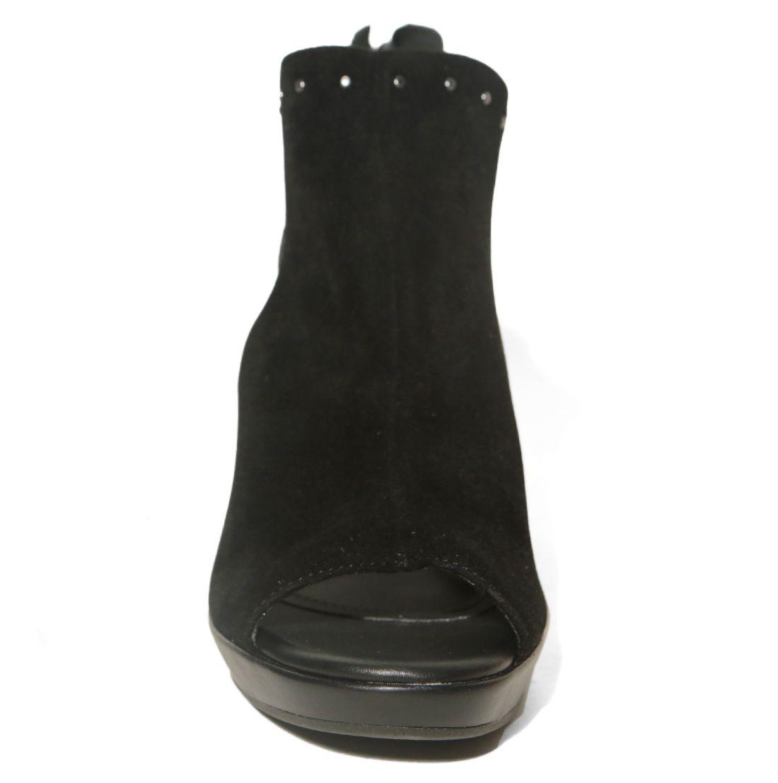 Sandália Open Boot Total Confort  Ramarim 20-34104