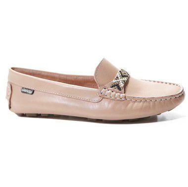 Sapato Andacco 3422 Couro Mocassim