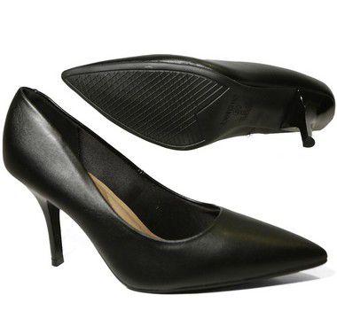 Sapato Beira Rio 4122.500 Scarpin Conforto