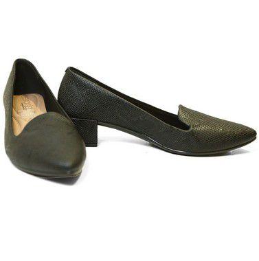 Sapato Beira Rio Scarpin 4222.101Bico Fino