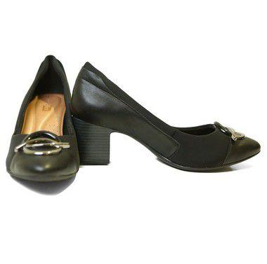 Sapato Comfortflex 19-54305 Feminino Scarpin