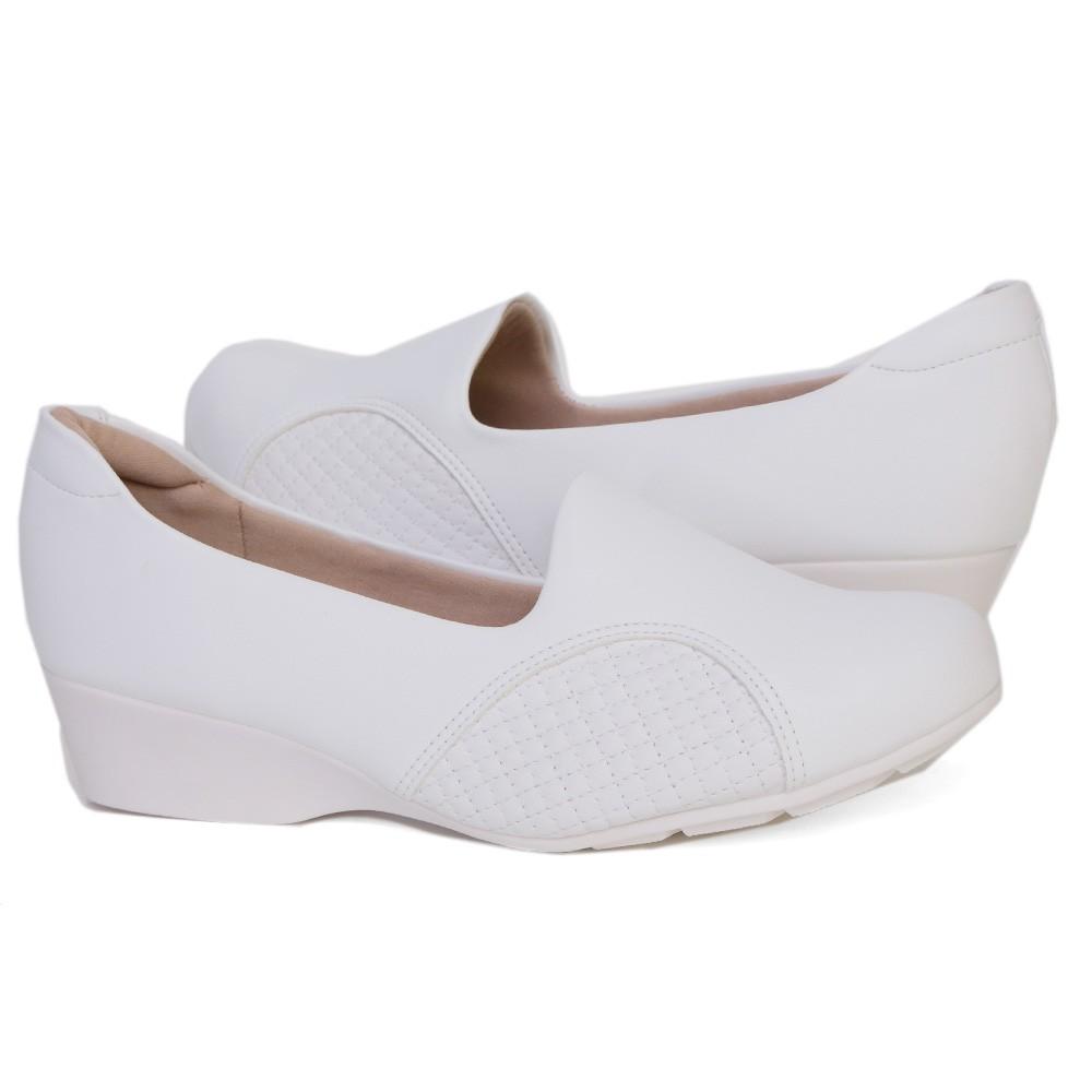 Sapato Feminino Modare Anabela 7014.229