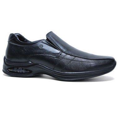 Sapato Jota Pe 10900 Casual Conforto Masculino
