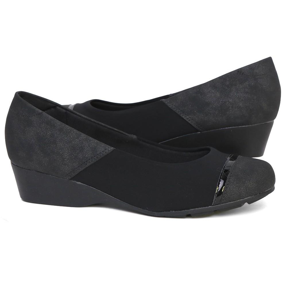 Sapato Modare Feminino Anabela 7014.263